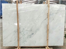 New Elegant White Marble Large Slab High Quality