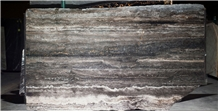 Silver Snake Travertine Slabs