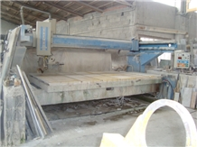 Monoblocco Bridge Saw Denver Skema-Used Bridge Saw