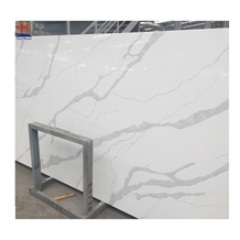 Calacatta White Artificial Quartz Stone Slabs