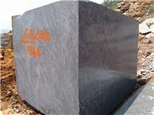 Vizag Blue Granite Block, India Blue Granite