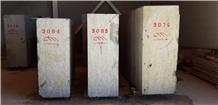Grafito Dark Blue Limestone Blocks