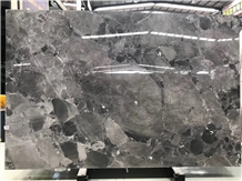 Gem Grey Marble Gem Stone Natural Grey Tile
