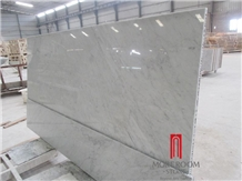 Aluminum Honeycomb Carrara White Marble Panel