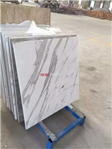 Super Thin Marble Veneer Composite Tile Panels