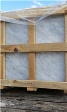 Italian Bianco Carrara Cd Marble Tiles & Slabs