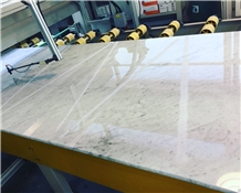 Italian White Carrara Slabs & Tiles