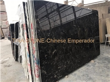 Chinese Emperador Marble Tiles Slabs