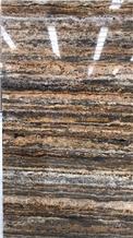 Golden Travertine Tiles Slabs