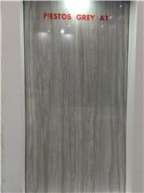 Nestos Grey A1 Marble Slabs, Tiles