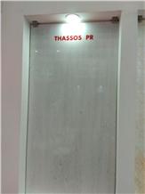 Thassos Pr Marble Slabs, Tiles