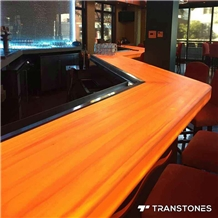 Transtones Colorful Pattern for Interior Bar Decor