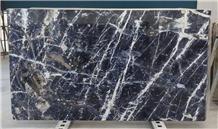 Sodalite Blue Granite Sodalita Stone Slabs/Tiles
