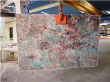 Amazon Green Quartzite Amazonite Granite Verde
