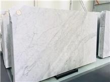 Bianco Carrara White La Facciata Marble