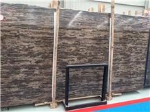 China Gold Coast Marble King Gold Stone Slab Tile