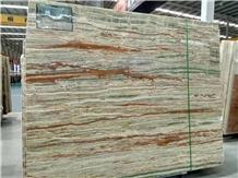 Emerald Metis Amare Onyx Verde Smeralda Slab Tile