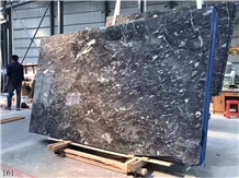 Greece Silver Grey Marble Aliveri Black Bluegrey