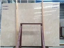 Kaman Gold Beige Marble Gold Stone Slab in China