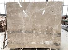 Kasiki Grey Marble Fossil Gray Stone Slab Wall