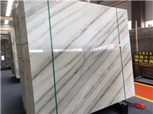 Lafite White Marble Van Gogh White Jade Slab Tile