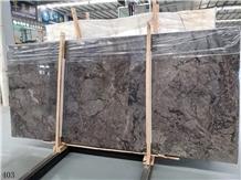 Rolex Grey Marble Ash Marble Slab Flooring Wall