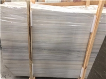 Striato Argento Marble Veria White Wood Vein Slab