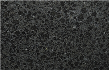 Fuding Black G684 Basalt Slabs Tiles,Copping Floor