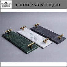 Bathroom Accessories Set Marble for High End Hotel