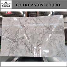 Brazil Calacatta Super White Grey Quartzite
