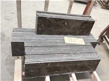 China Marble 2cm Big Slab Brown Dark Emperador
