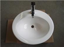 Hot Sale Ceramic Hand Wash Art Above Sink