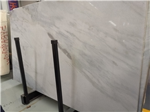 Natural Blue Crystal Namib Fantasy Marble Slabs