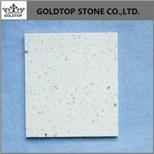 White Crystal Quartz Stone for Kitchen