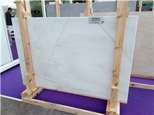 Blanco Luis Sanchez Marble Slabs, Tiles