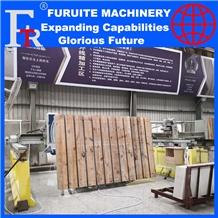 Frt-600 Bridge Saw Hydraulic Stone Cutter Machines
