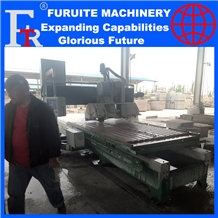 Shape Marble Business Profiling Machine Exporting