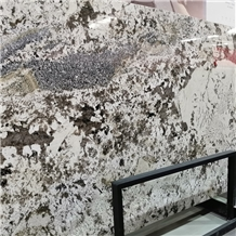 Brazil Delicatus White Granite for Countertop