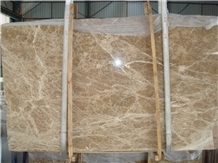 Emperador Light Brown Marble Flooring Tiles
