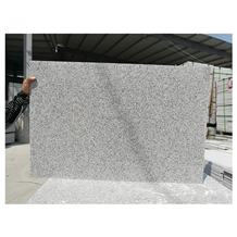 Hubei G603 Light Grey Granite for Tiles & Big Slab