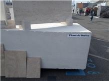 Pierre De Buffon Limestone Blocks