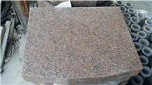 G562 Granite Red Stone China Style Tombstones