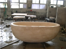Marble Granite Bathtub House, Hotel Application