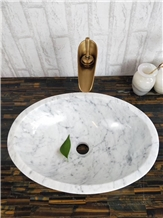 Marble Sinks and Basins for Kitchen or Bathroom