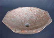 Natural Granite, Marble Sink & Basins for Bathroom