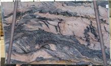 Explosion Blue Quartzite Slabs