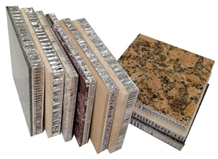 Stone Honeycomb Panels for Facade Walls