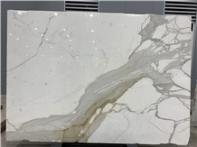 Calacatta Gold Marble Wall Tiles