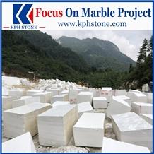 Luxury New Lincoln White Marble Blocks