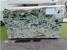 Green Paradise Marble Blocks,Verde Paradiso Marble